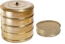 Seed Hand Test Sieves (Round Brass)