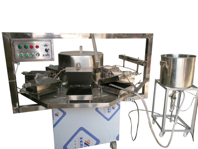 Semi-Automatic Wafer Roll Machine Certifications: Iso9001