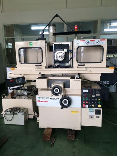 Okamoto ASM 420M Surface Grinding Machine