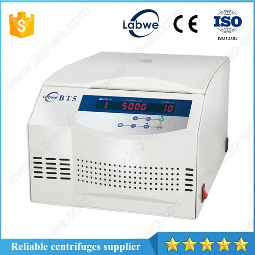 Benchtop Low Speed Medical Blood Centrifuge In Changsha