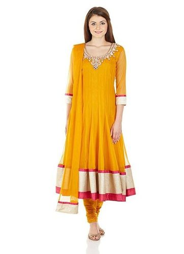 407e0d86da Designer Anarkali Ladies Suit in Chandigarh, Chandigarh - Indian Pehrawa