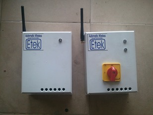Gsm Base Pump Controller