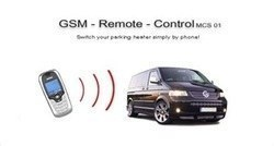 Mobile Base Car Locking And Anti Theft System