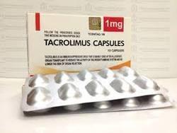 Tacrolimus Capsules 0.5/1/5 Mg