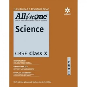 All In One CBSE Science Book for Class 10 - Term 1