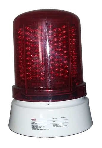 LED Automotive Emergency Flashing Revolving Strobe Beacon Light
