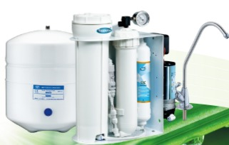 TPR RO Drinking Water System