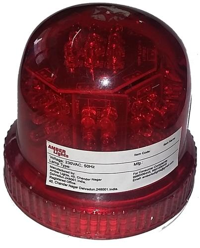 LED Automotive Emergency Flashing Revolving Strobe Beacon Light 3