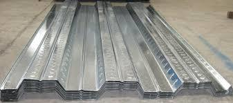 Steel Deck Profile Sheet