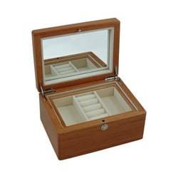 Wooden Box For Imitation Jewellery