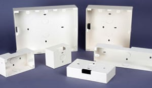 Electrical Metal Flush and Surface Boxes