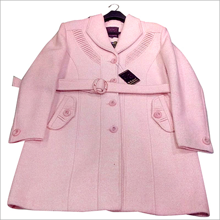 Export Quality Long Woolen Coats in  Bajwa Nagar (Circular Road)