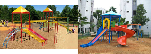 Outdoor Use Multi Play System