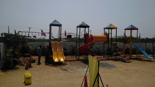 Play Ground Slides in  Nacharam