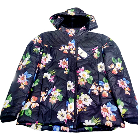 Women Printed Jackets