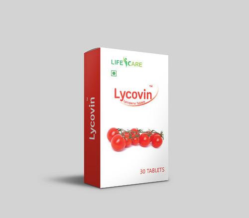 Lycopene Tablet in  Kamrej