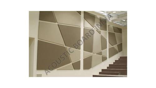 Decorative Acoustic Sound Proofing Tiles
