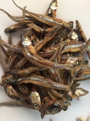 Dried Anchovy Jenny