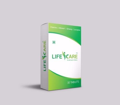 Life Care Multi Vitamin Tablets in  Kamrej
