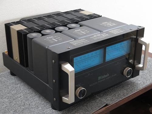 Mcintosh MC500 Used Amplifier