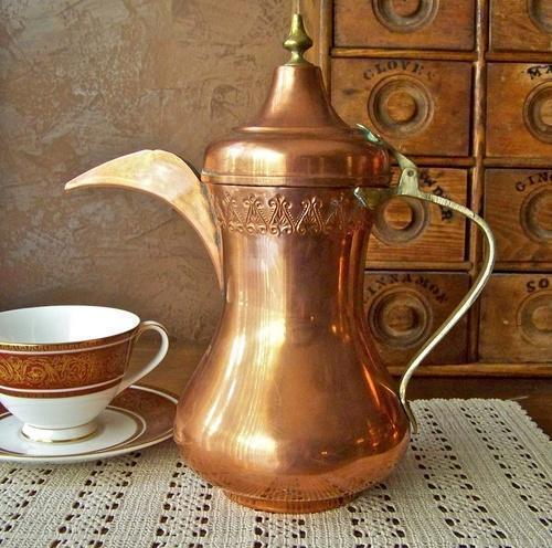 Antique Mughal Teapot
