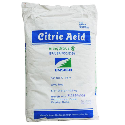 New Citric Acid