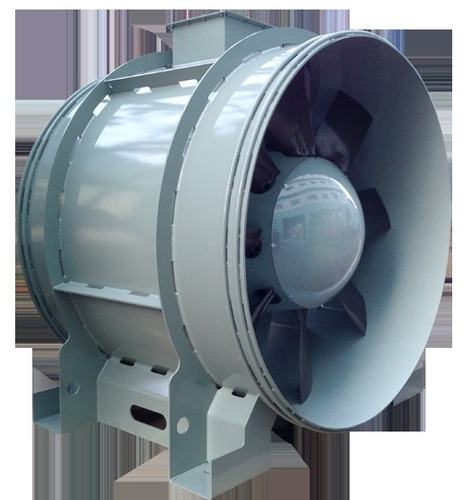 Tunnel Axial Fan - Kruger Ventilation Industries (India) Pvt  Ltd