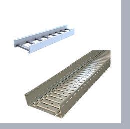 Perforated And Ladder Type Cable Tray