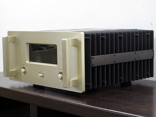 Accuphase A-50 Stereo Power Amplifier