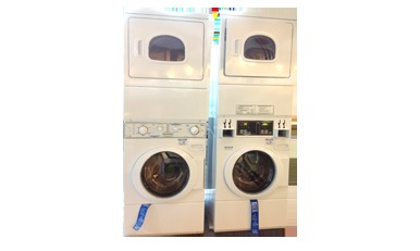 Stacked Washer And Dryer