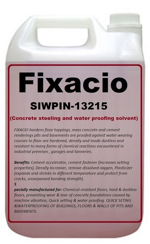 Fixacio Concrete Steeling Chemical