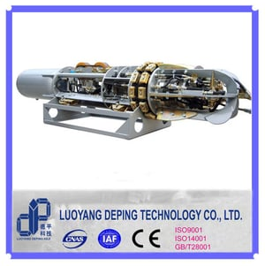 Offshore Stainless Steel Electronic Control Internal Pipe Alignment Tools