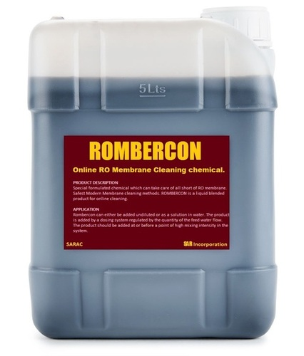 Rombercon Online RO Membrane Cleaning Chemical