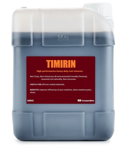 Timirin Heavy Duty Rust Remover