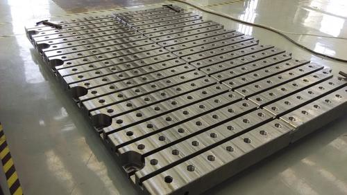 Cast Iron Plate in   Industrial Area
