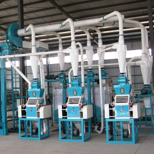 Maize Flour Milling Machine Certifications: Iso9001