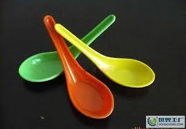 Plastic Masala Spoon in  Kathwada