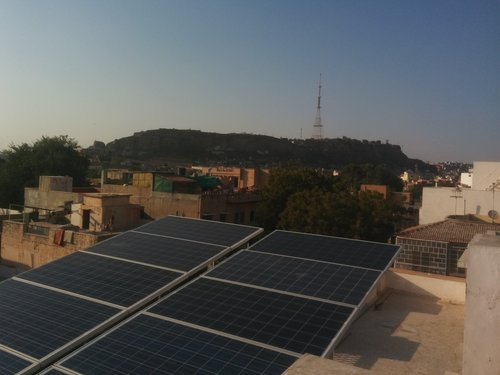 Residential Solar Panels Service