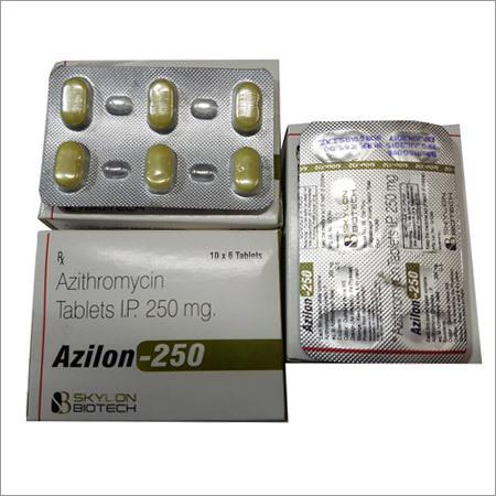 Azilon-250 Tablets in   Kilachand Shopping Centre