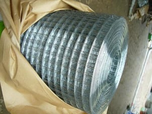 304 Stainless Steel Welded Wire Mesh For Rabbit Cage