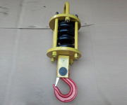 Lifting Hook With Shock Absorber