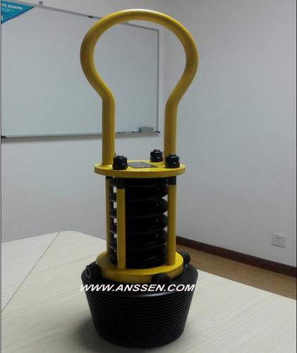 Lifting Plug With Shock Absorber