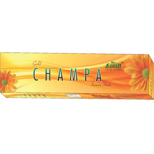 Gold Champa Incense Sticks