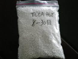 Trichloroisocyanuric Acid TCCA 90% Min