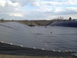 HDPE Pond Liner in  D-Sector (Sanwer)