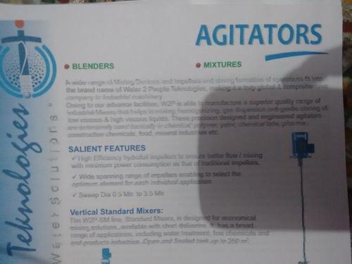 Agitators in  Naraina