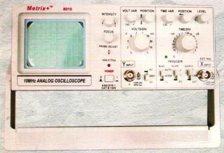 Metrix Oscilloscope
