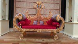 Arabian Wedding Couch