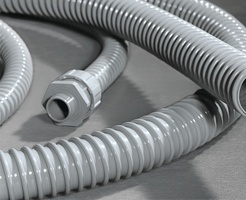 Ashoflex Steel Wire Reinforced Flexible PVC Pipe and Conduits in