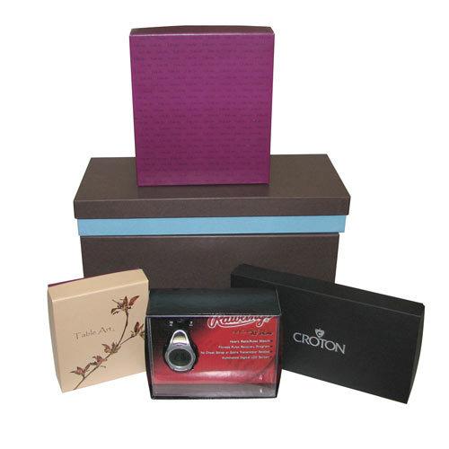 Custom Rigid Printed Gift Boxes